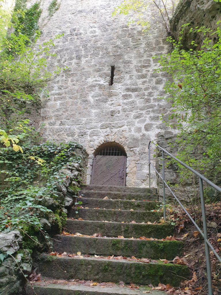 Burg Zwernitz in Sanspareil