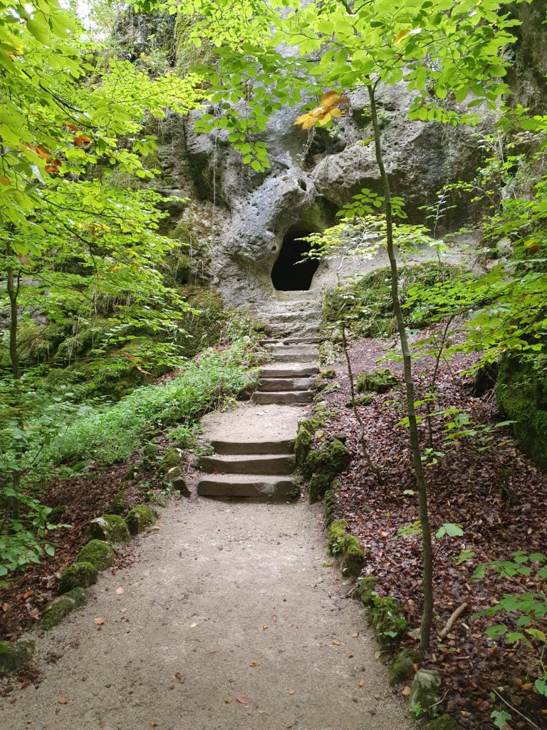 Felsengarten Sanspareil
