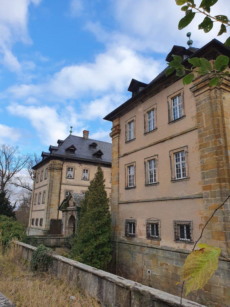 Schloss Eyrichshof nach Gereuther Schloss