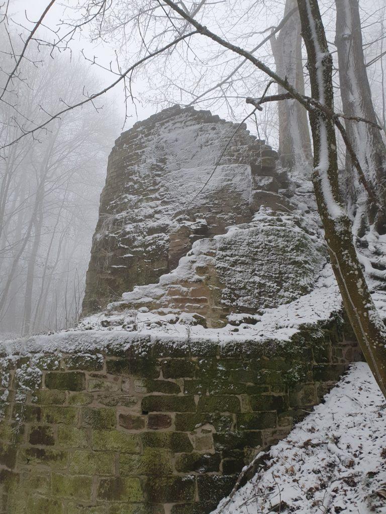 Burgruine Zabelstein